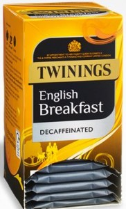 Twinings Decaf Tea x 20